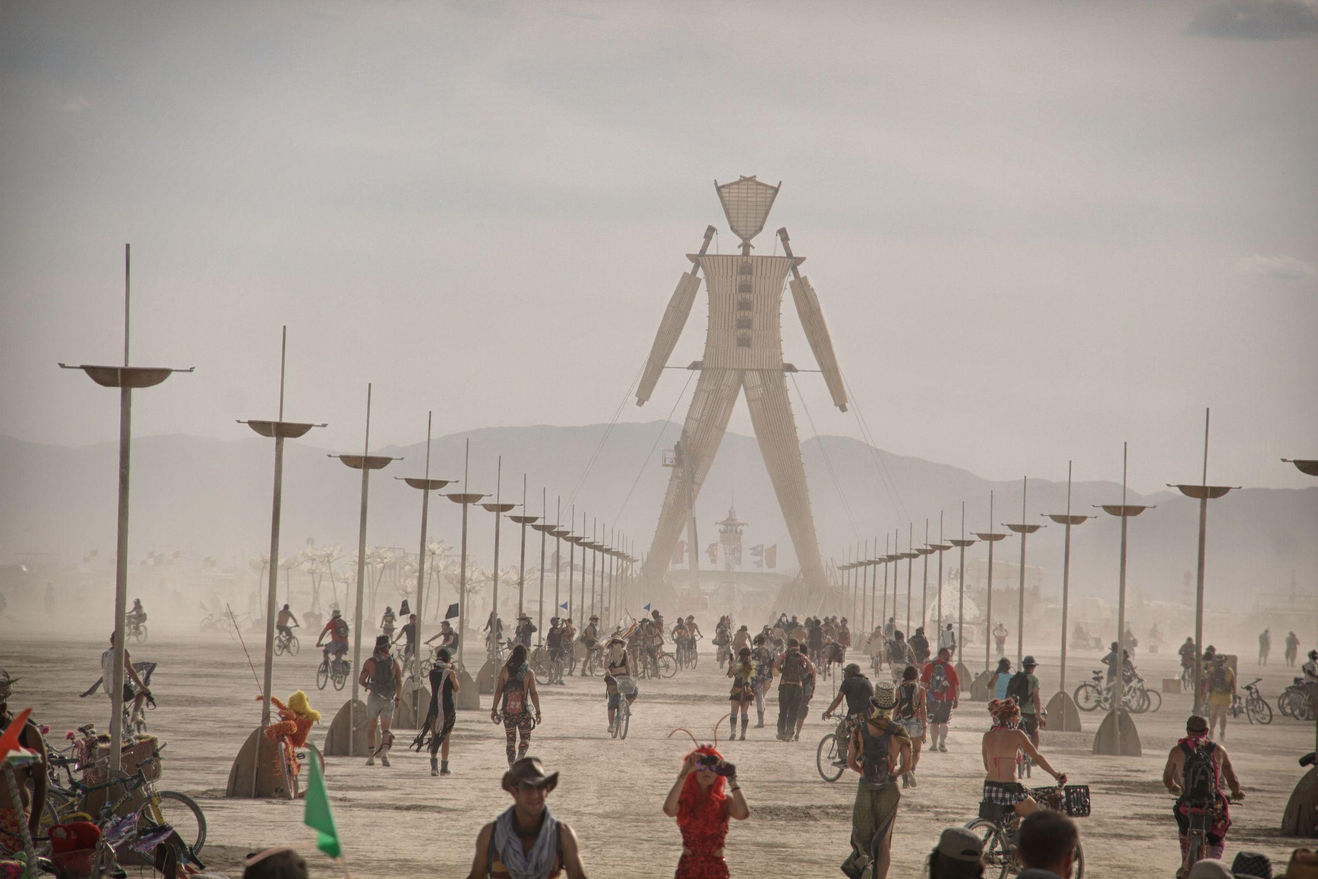 Spécial Burning Man