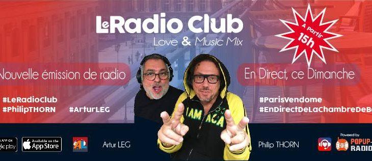 LeRadioClub N°2, C'est Aujourd'hui