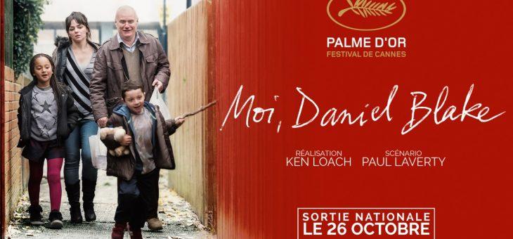 Cinéma : MOI, DANIEL BLAKE