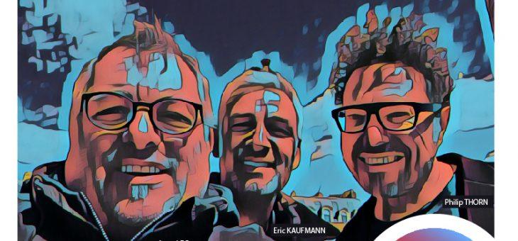 New Podcast : LePingPong By LeRadioClub avec Eric Kaufmann