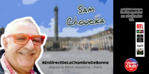 Sam Choueka dans LeRadioClub