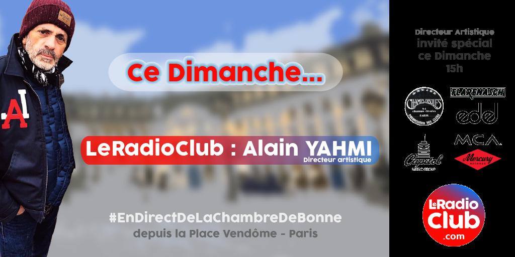 Alain YAHMI dans LeRadioClub