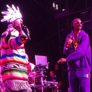 Jamiroquai & Snoop @ Coachella 2018 by Philip THORN - LeRadioClub