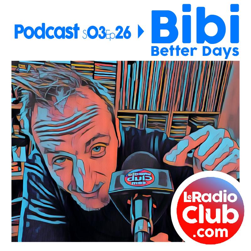 LeRadioClub Podcast avec Bibi