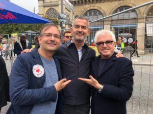 Michel Pilot & Cerrone & Patron de la sacem