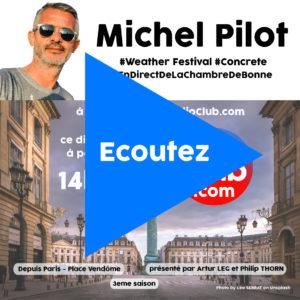 Ecoutez Michel Pilot sur LeRadioClub