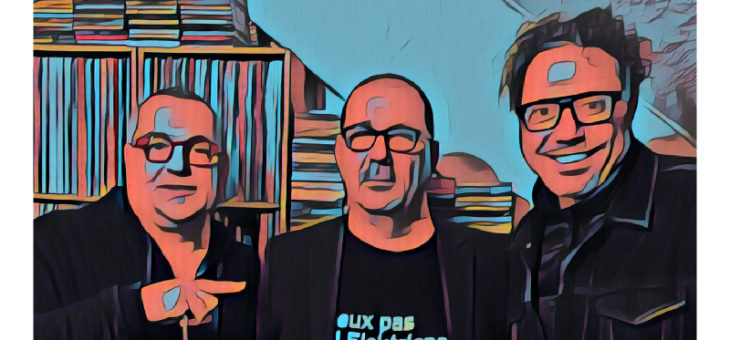 Podcast : LeRadioClub avec Eric Madelon