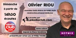 Olivier RIOU dans LeRadioClub