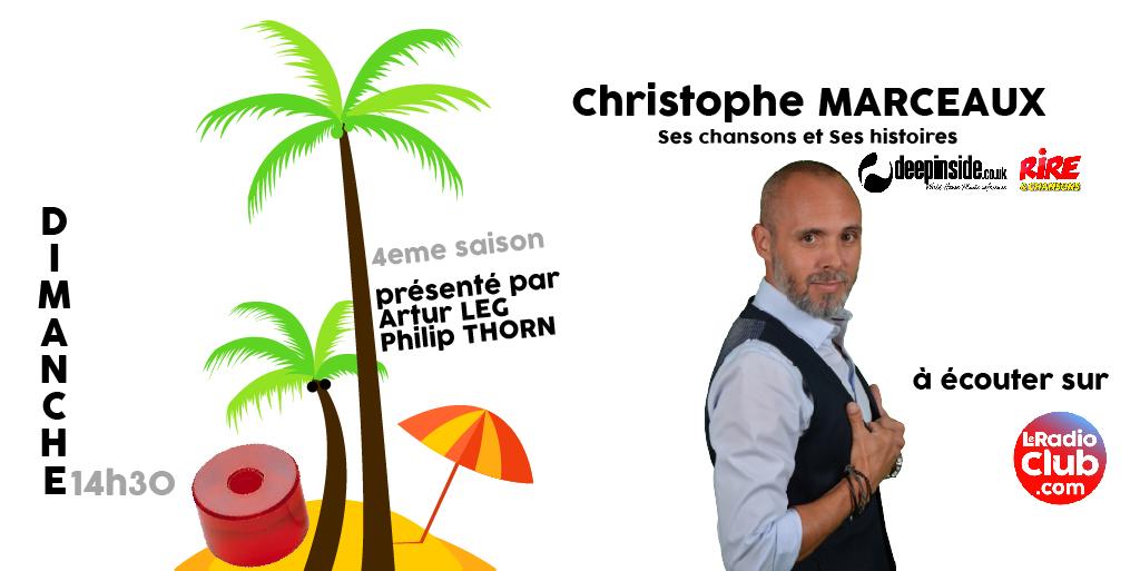 Christophe Marceaux dans LeRadioClub