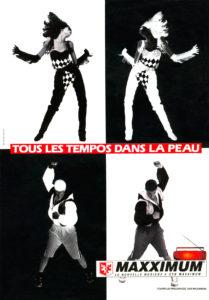 Maxximum dans LeRadioClub Tous les tempo dans la Peau