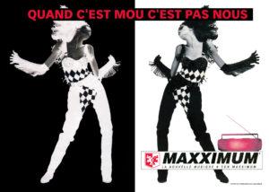 Maxximum dans LeRadioClub Quand c'est Mou, c'est pas nous !