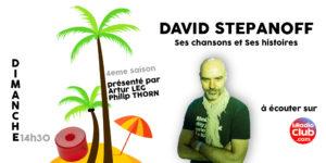 David Stepanoff dans LeRadioClub