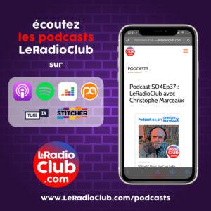 Ecoutez les podcasts LeRadioClub