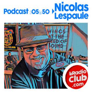 Podcast LeRadioClub avec Nicolas Lespaule