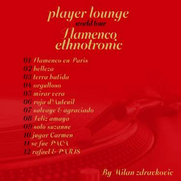 Player Lounge World Tour Flamenco Ethnotronic dans LeRadioClub