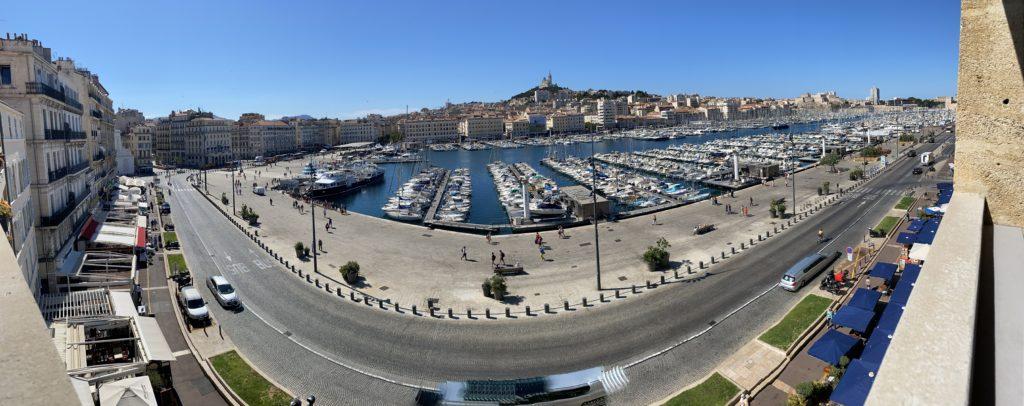 LeRadioClub en direct du vieux port de Marseille