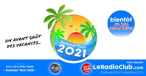 Summer Tour 2021…