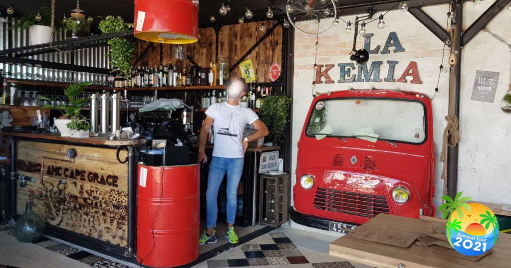 LeRadioClub en direct de La Kémia à St Raphaël