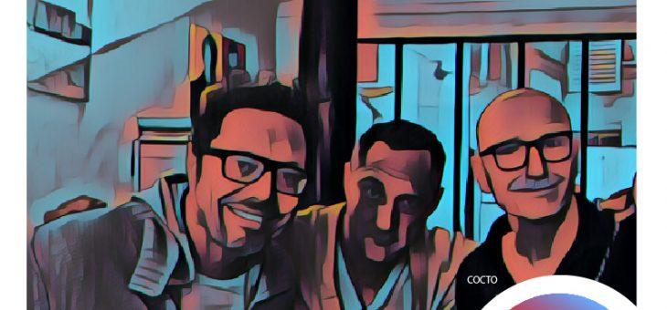 Nouveau Podcast LeRadioClub invité Surprise : Dj LBR