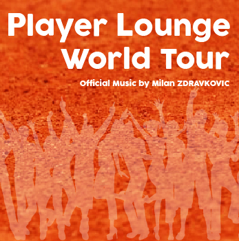 Pochette Player Lounge World Tour