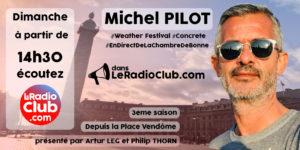Michel Pilot dans LeRadioClub