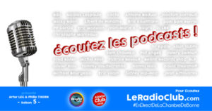 LeRadioClub ecoutez les podcasts