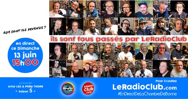 LeRadioClub, Le retour